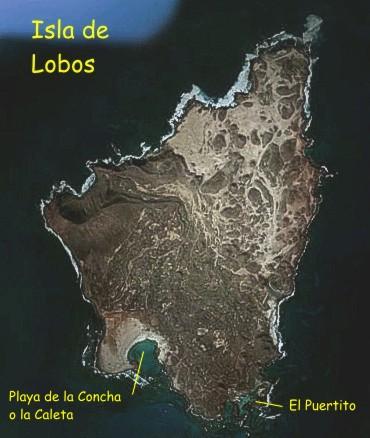 Isla De Lobos Mapa.Lobos Wolves Island Beaches The Best Beaches In