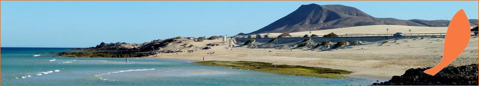 Playas en costa calma costa calma playa esmeralda y h10 for Apartahoteles familiares playa